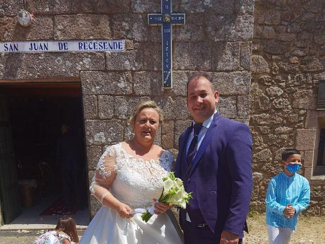 La boda de Rubén  y Mónica  en Teo, A Coruña 4