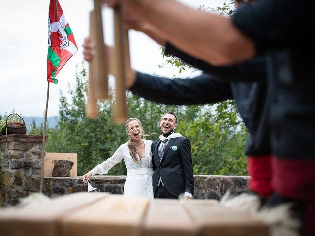 La boda de Alexander  y Miriam en Bilbao, Vizcaya 4