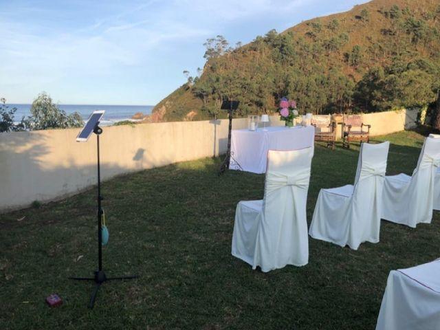 La boda de Sergio y Natalia en La Franca, Asturias 2