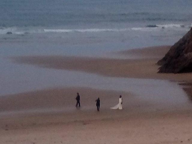La boda de Sergio y Natalia en La Franca, Asturias 9