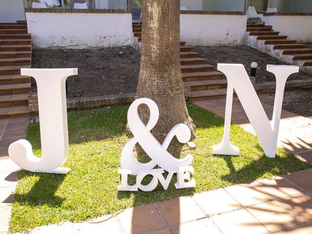 La boda de Noelia y Juan en Jerez De La Frontera, Cádiz 2