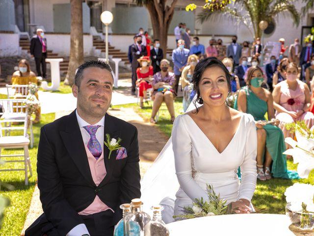 La boda de Noelia y Juan en Jerez De La Frontera, Cádiz 6