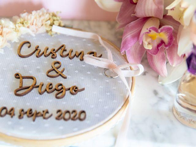 La boda de Diego y Cristina en Abegondo, A Coruña 3