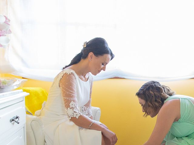 La boda de Diego y Cristina en Abegondo, A Coruña 5