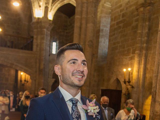 La boda de Diego y Cristina en Abegondo, A Coruña 14