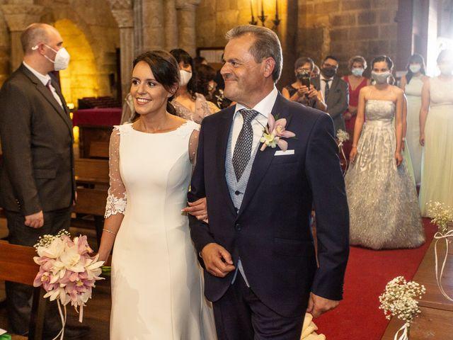 La boda de Diego y Cristina en Abegondo, A Coruña 17