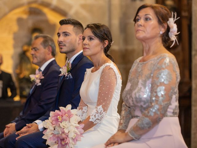 La boda de Diego y Cristina en Abegondo, A Coruña 18