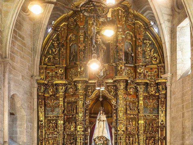 La boda de Diego y Cristina en Abegondo, A Coruña 19