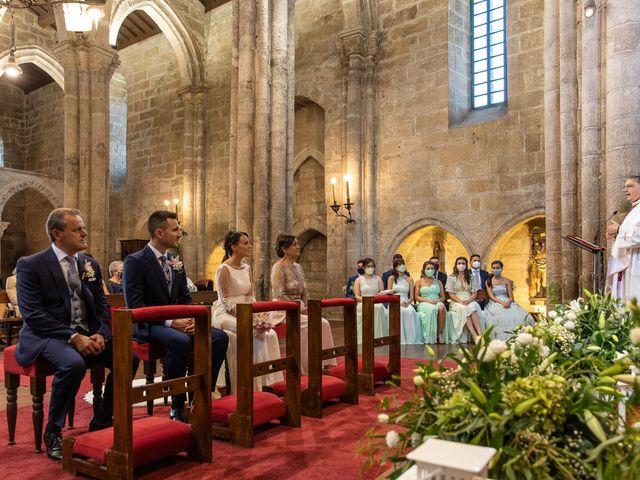 La boda de Diego y Cristina en Abegondo, A Coruña 21