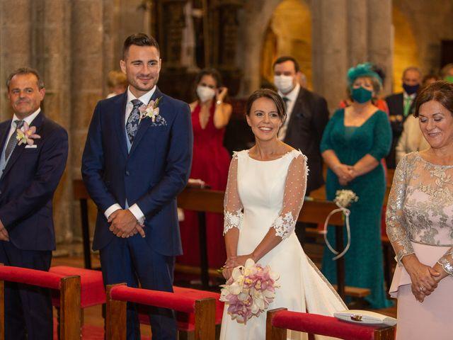 La boda de Diego y Cristina en Abegondo, A Coruña 22