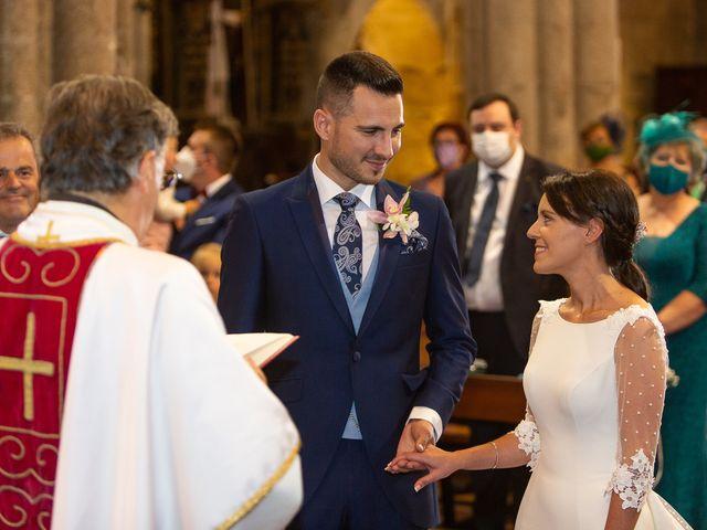 La boda de Diego y Cristina en Abegondo, A Coruña 23