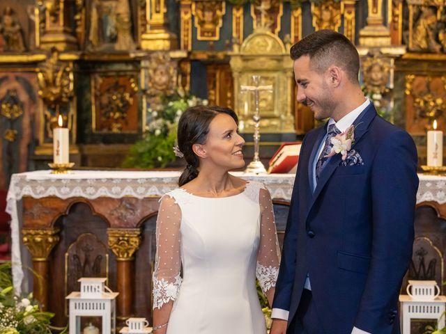 La boda de Diego y Cristina en Abegondo, A Coruña 24
