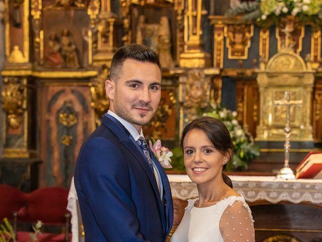 La boda de Diego y Cristina en Abegondo, A Coruña 25