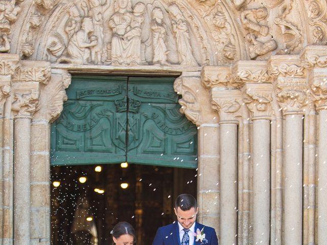 La boda de Diego y Cristina en Abegondo, A Coruña 27