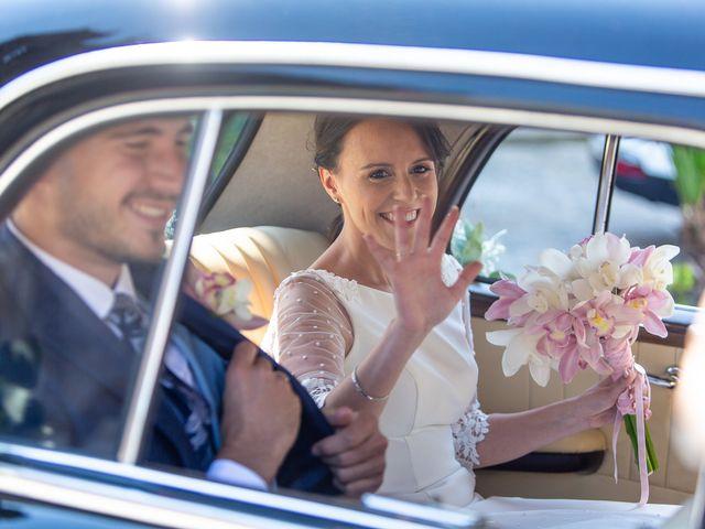 La boda de Diego y Cristina en Abegondo, A Coruña 30