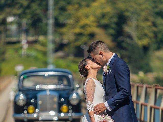 La boda de Diego y Cristina en Abegondo, A Coruña 35