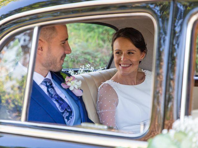 La boda de Diego y Cristina en Abegondo, A Coruña 39