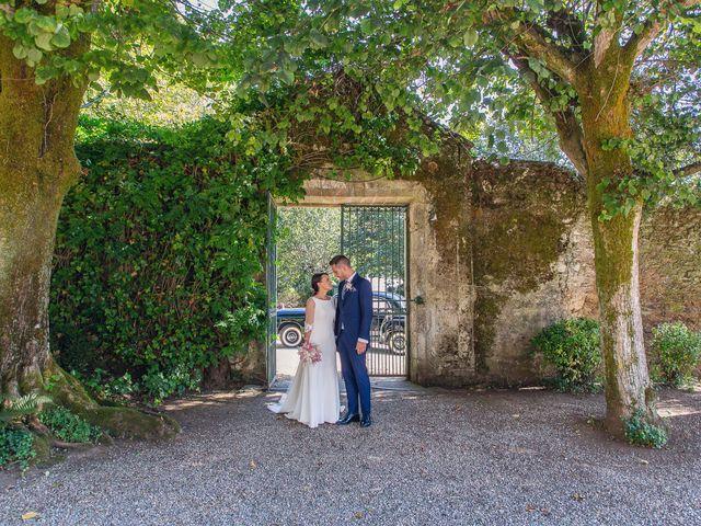 La boda de Diego y Cristina en Abegondo, A Coruña 40