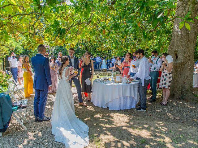 La boda de Diego y Cristina en Abegondo, A Coruña 41