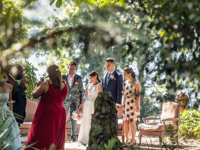 La boda de Diego y Cristina en Abegondo, A Coruña 43