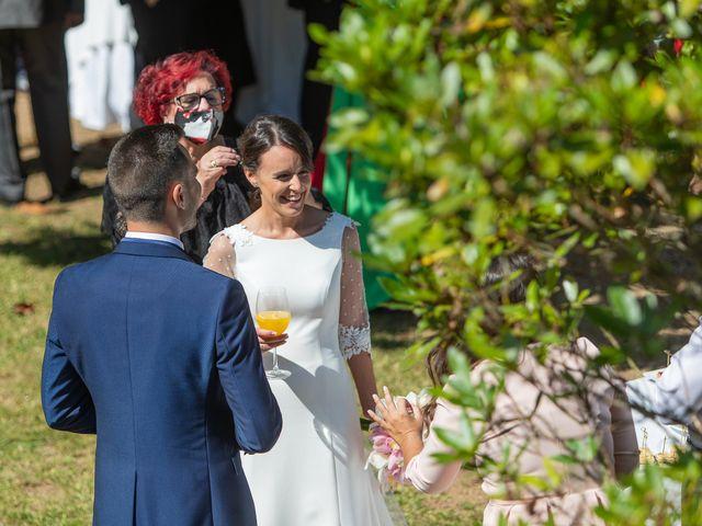 La boda de Diego y Cristina en Abegondo, A Coruña 44