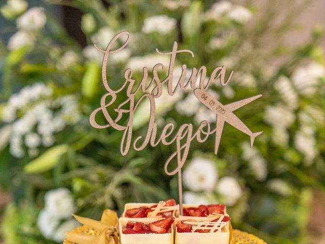 La boda de Diego y Cristina en Abegondo, A Coruña 50
