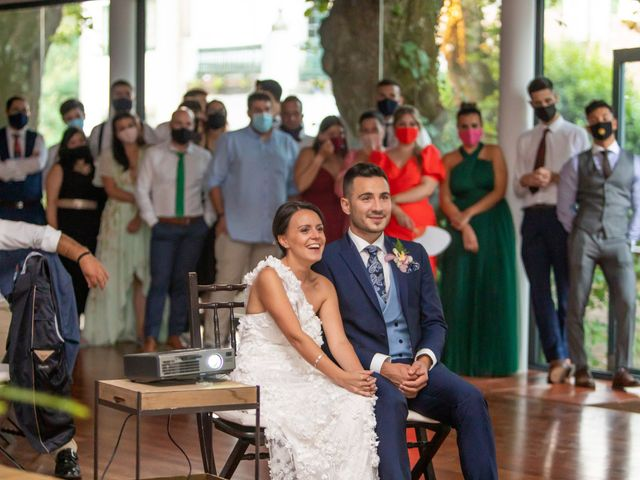 La boda de Diego y Cristina en Abegondo, A Coruña 56