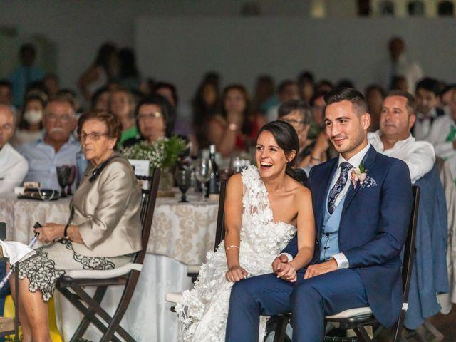 La boda de Diego y Cristina en Abegondo, A Coruña 57