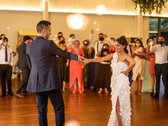 La boda de Diego y Cristina en Abegondo, A Coruña 60