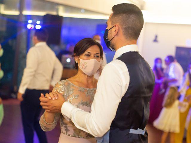 La boda de Diego y Cristina en Abegondo, A Coruña 67
