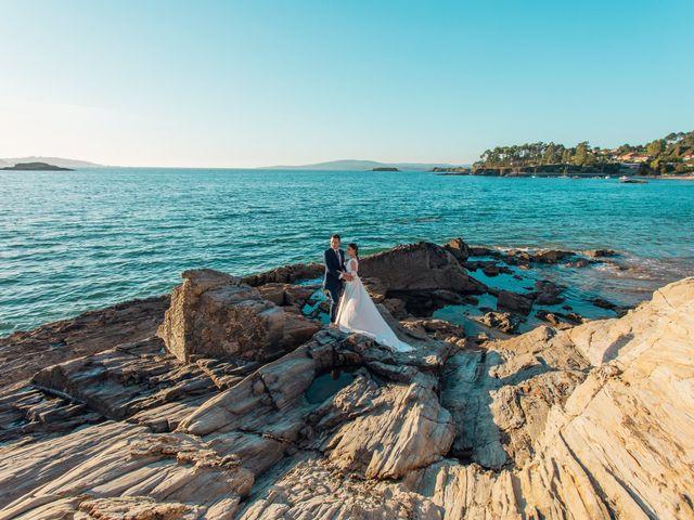 La boda de Diego y Cristina en Abegondo, A Coruña 73