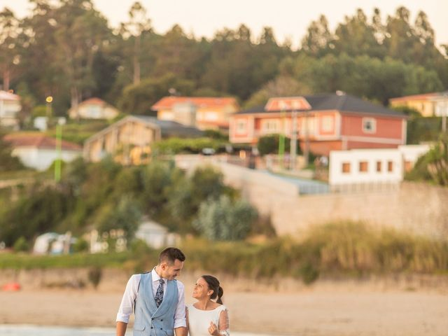 La boda de Diego y Cristina en Abegondo, A Coruña 80