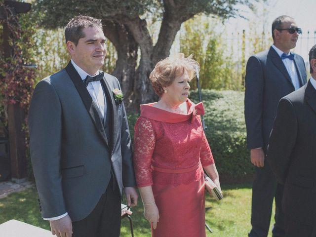 La boda de Luismi y Ana en Aranjuez, Madrid 10
