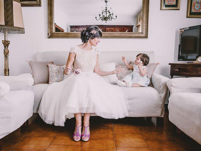 La boda de Quique y Irene en Espartinas, Sevilla 20