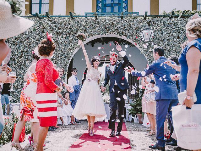 La boda de Quique y Irene en Espartinas, Sevilla 35
