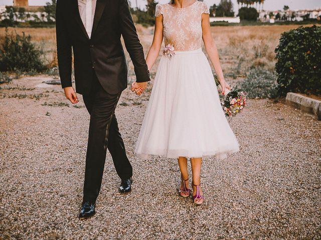 La boda de Quique y Irene en Espartinas, Sevilla 36
