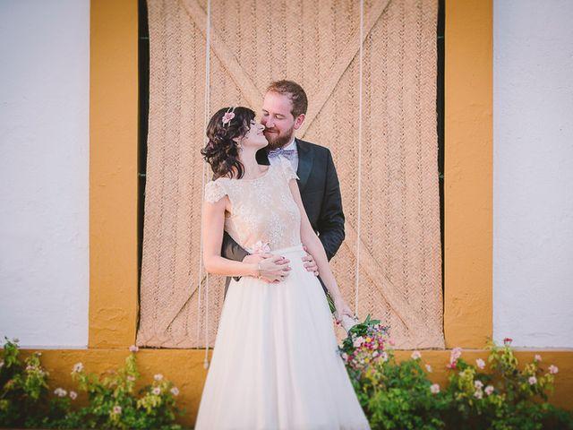 La boda de Quique y Irene en Espartinas, Sevilla 37