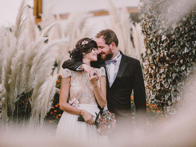 La boda de Irene y Quique