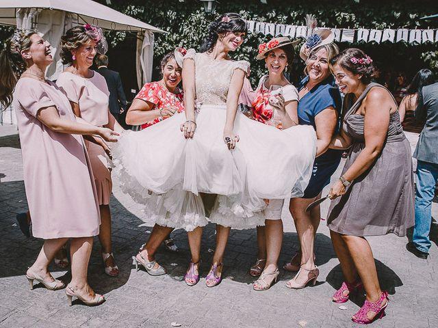 La boda de Quique y Irene en Espartinas, Sevilla 50