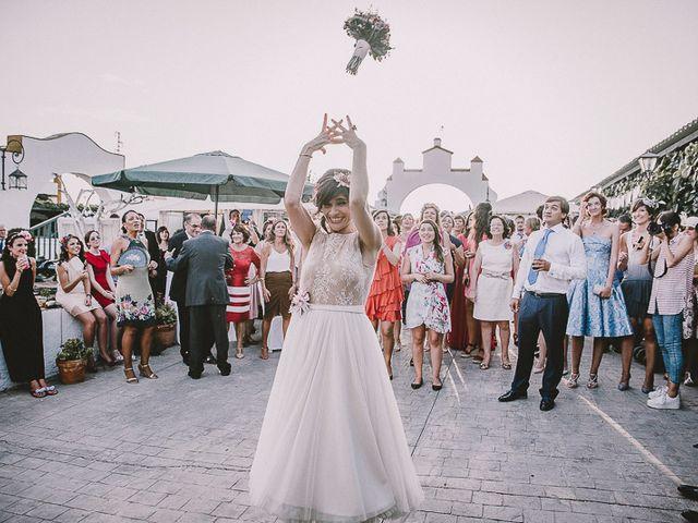 La boda de Quique y Irene en Espartinas, Sevilla 60