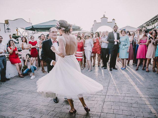 La boda de Quique y Irene en Espartinas, Sevilla 61