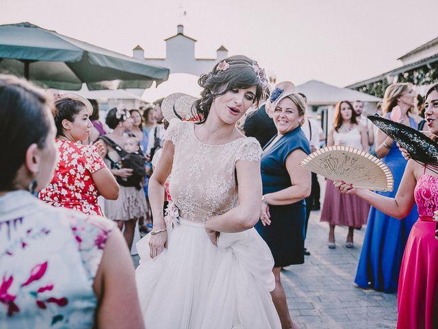 La boda de Quique y Irene en Espartinas, Sevilla 64