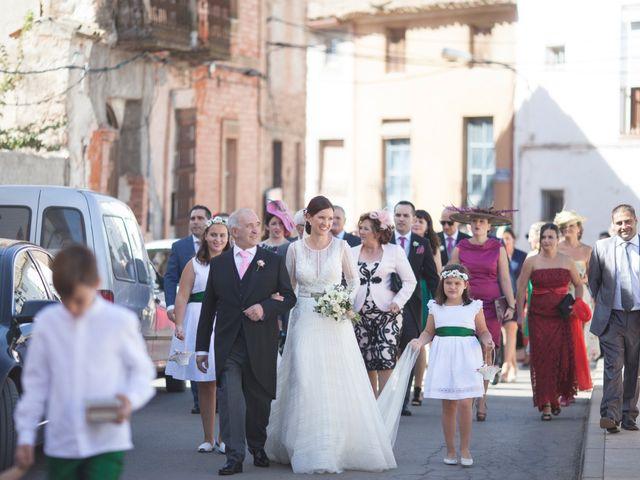 La boda de Ruben y Cecilia en Valdepeñas, Ciudad Real 13