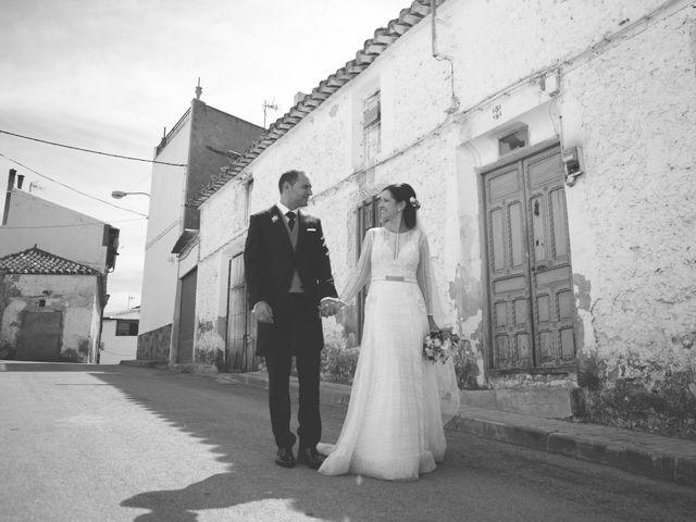 La boda de Ruben y Cecilia en Valdepeñas, Ciudad Real 24