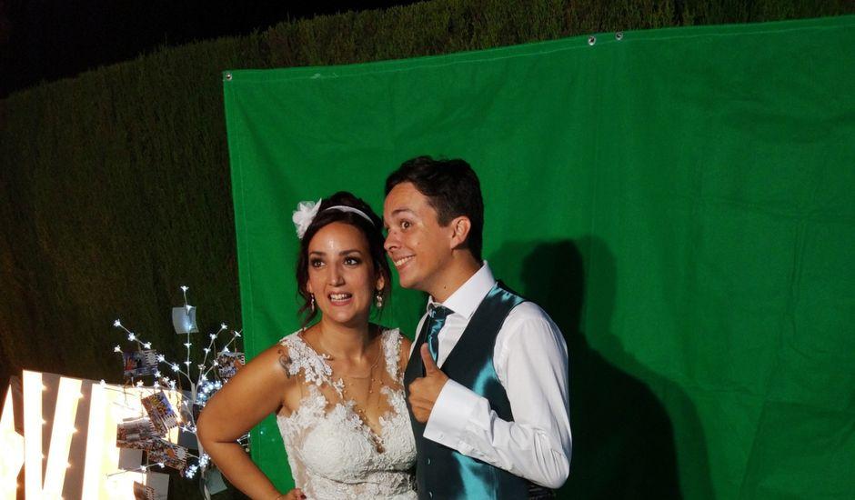 La boda de Jesús  y Isabel  en Cartagena, Murcia