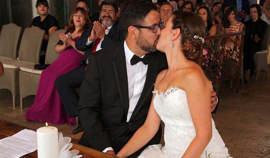 La boda de Fran y Sandra en León, León