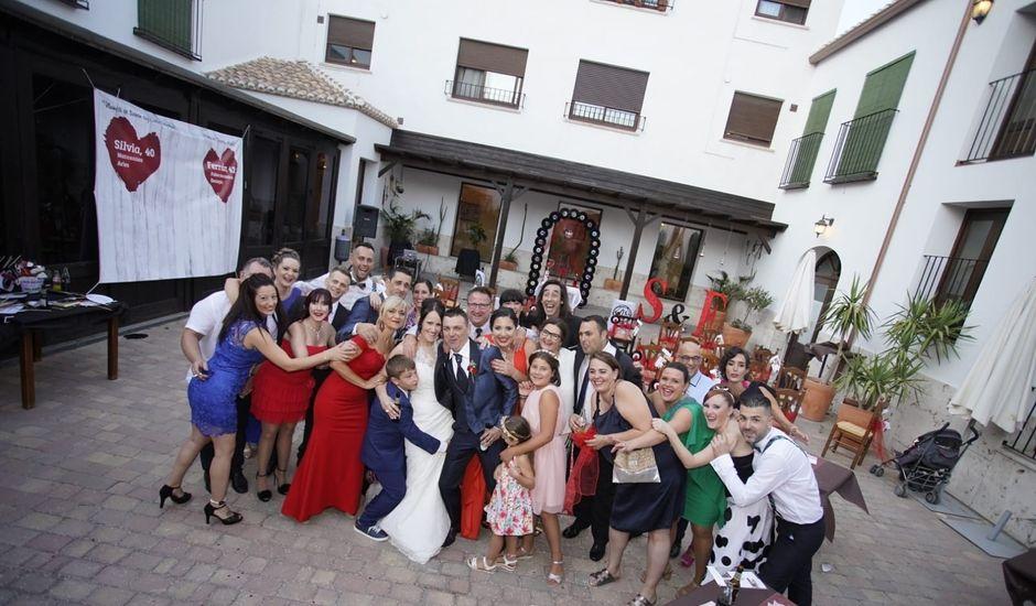 La boda de FERRÁN y SILVIA en Buñol, Valencia