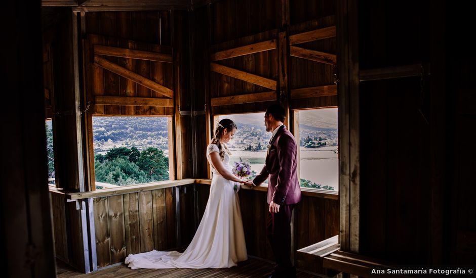 La boda de Kike y Marta en Villaverde Del Monte, Soria