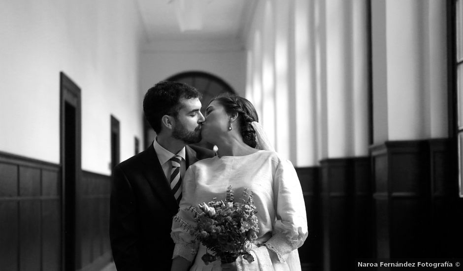 La boda de Álvaro y Susana en Bilbao, Vizcaya
