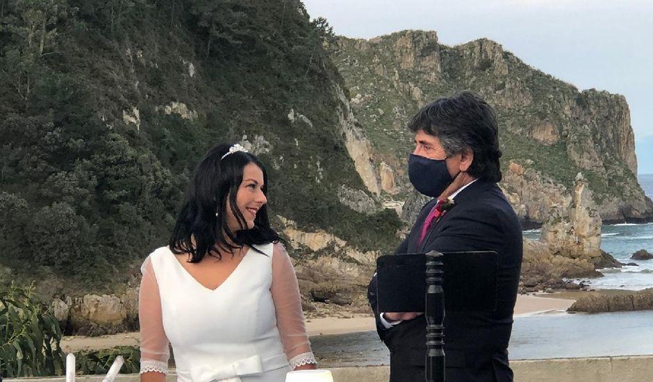 La boda de Sergio y Natalia en La Franca, Asturias